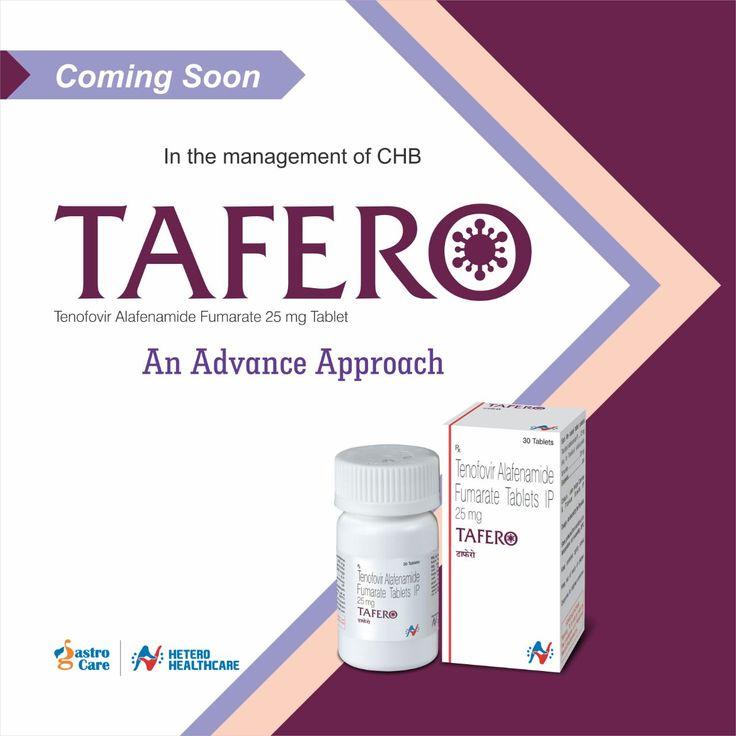 Hetero Tafero 25mg