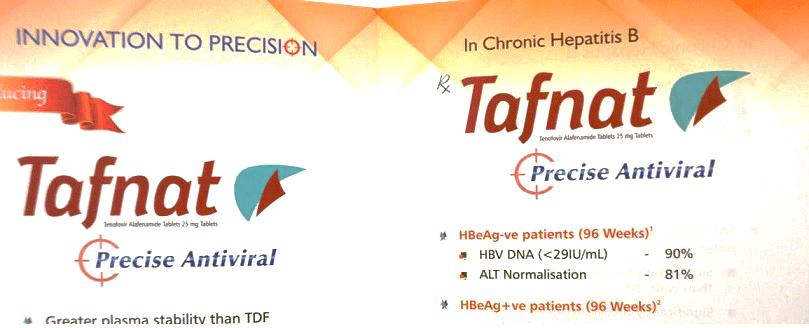 Natco Tafnat 25mg