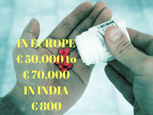 Hepatitis C Treatment price in India