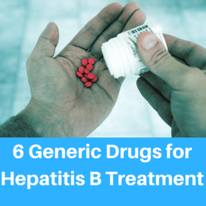 6 Generic Drugs for Hepatitis B Treatment in India
