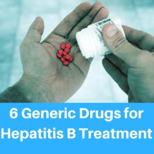 6 Generic Drugs for Hepatitis B Treatment in India