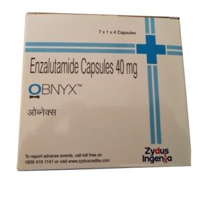 Obnyx 40mg Enzalutamide Capsules