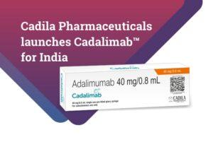 Cadalimab Adalimumab India by Cadila Pharma