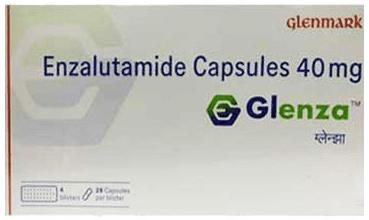 Glenza 40 mg Enzalutamide India